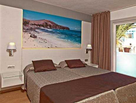 1 BEDROOM APARTMENT HL Paradise Island**** Hotel in Lanzarote