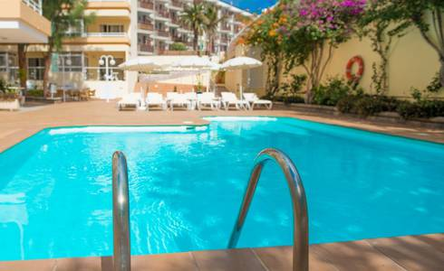 SWIMMING POOLS HL Sahara Playa**** Hotel in Gran Canaria
