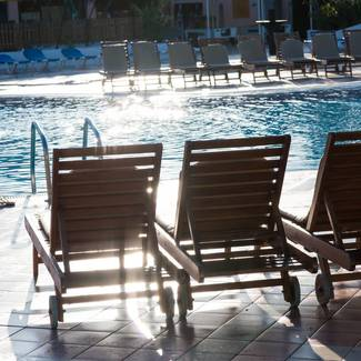 SOLARIUM TERRACE HL Club Playa Blanca**** Hotel in Lanzarote