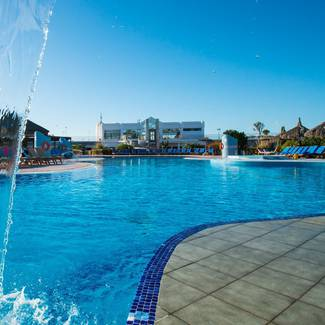 SWIMMING POOLS HL Club Playa Blanca**** Hotel in Lanzarote
