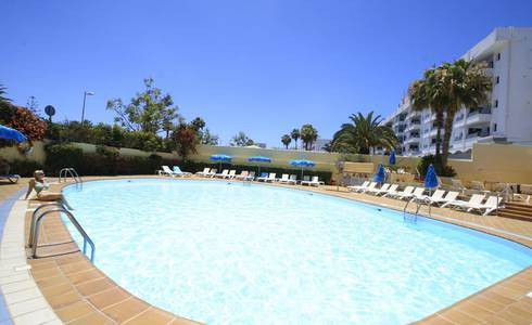SWIMMING POOLS HL Rondo**** Hotel in Gran Canaria