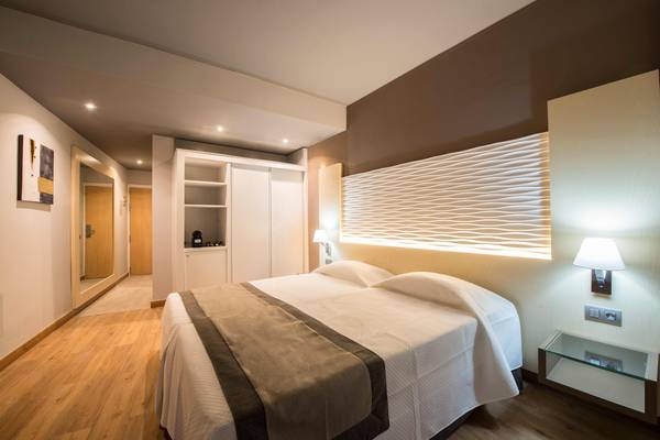 Double Room HL Suitehotel Playa del Ingles**** Hotel in Gran Canaria