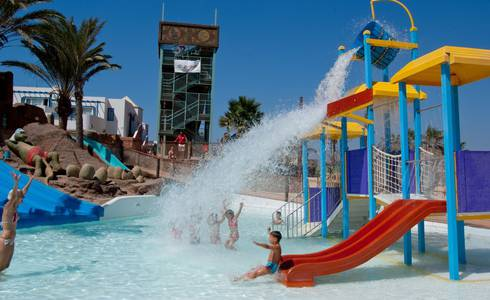 WATER PARK DINO PARK HL Paradise Island**** Hotel in Lanzarote