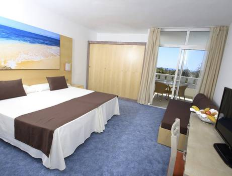 DOUBLE ROOM HL Rondo**** Hotel in Gran Canaria